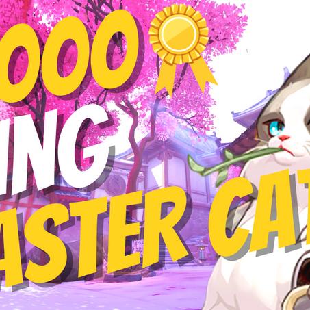 Master Cat 10000 Medals Smash Legends