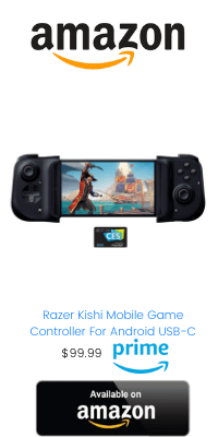 MoboGamers Amazon Affiliates Razer Kishi