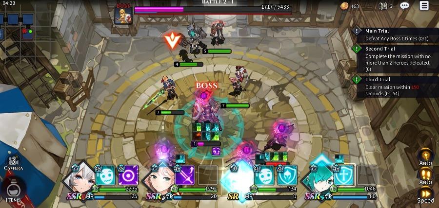 Shining Beyond Gameplay Combat Review