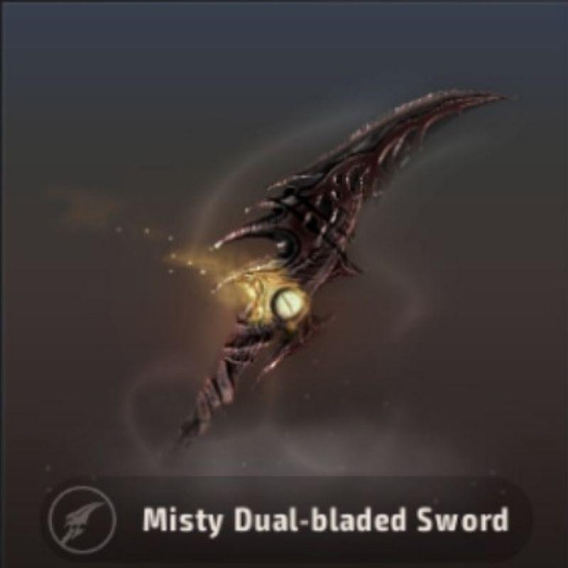A3 Still Alive Best Battle Royale Weapon Tier List - Misty Dual Bladed Sword