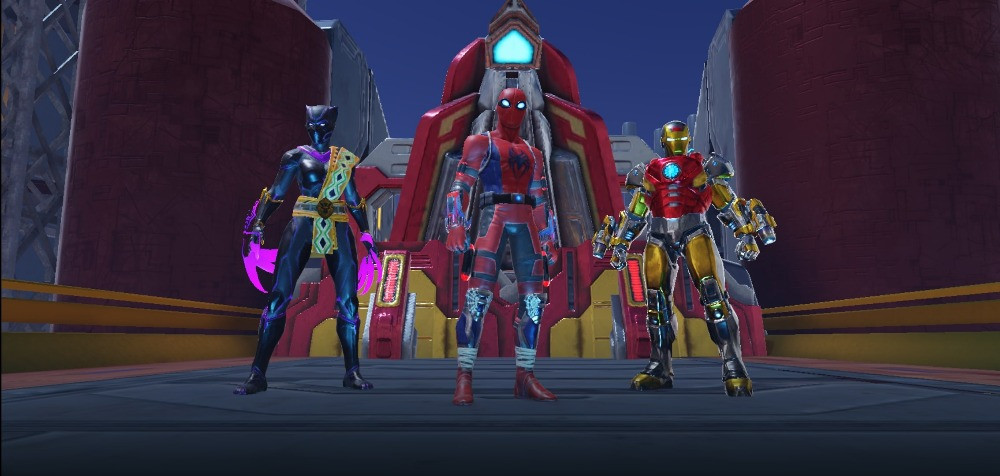 Marvel Realm of Champions Global Pre-Registration