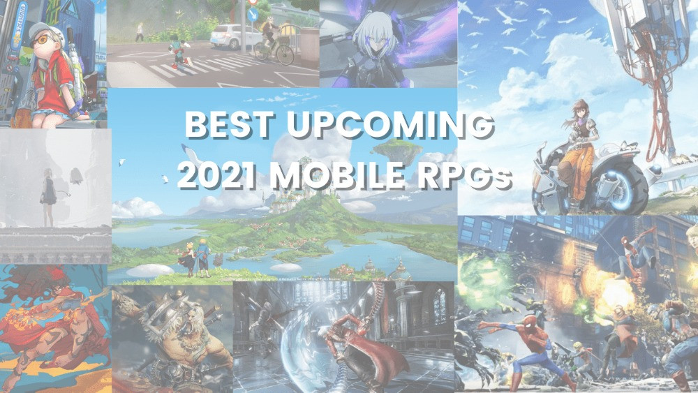 20201 upcoming mobile RPG and MMORPG games on iOS and Android