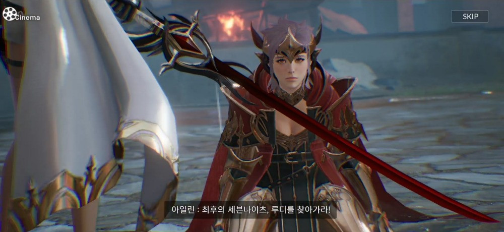 Seven Knights 2 Story Mode