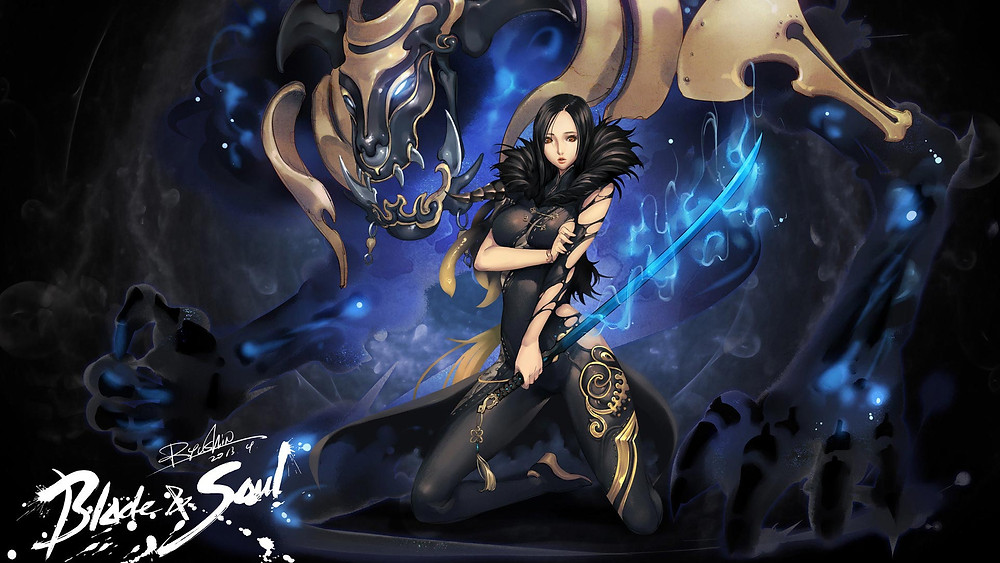 Blademaster Guide for PvP and PvE Blade and Soul Revolution