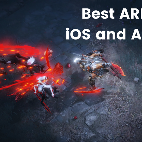 The Best Available and Upcoming ARPGs on iOS and Android like Diablo