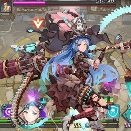 Shining Beyond RPG Gameplay Review on iOS and Android