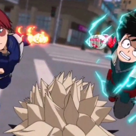 My Hero Academia: The Strongest Hero Gameplay Review on iOS/Android