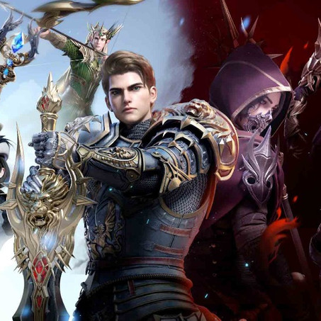 Forsaken World: Gods and Demons Now Available for Android and iOS