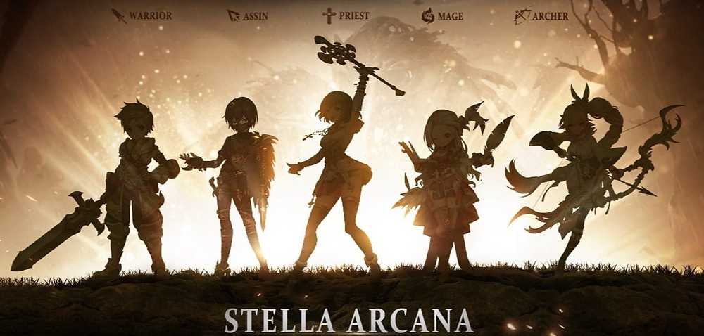 Stella Arcana Ultimate Class Guide - All Class Skills and Talents