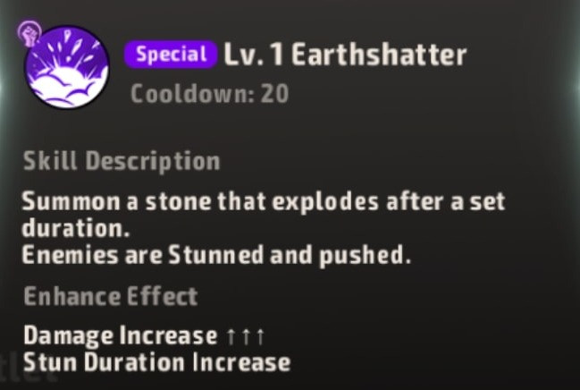 A3 Still Alive Earth Gauntlet Battle Royale Guide skill 7