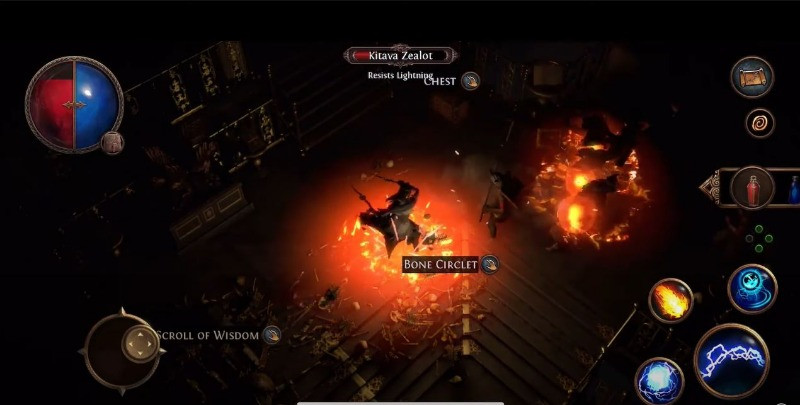 20201 upcoming high quality mobile games on iOS and Android - Path of Exile Mobile