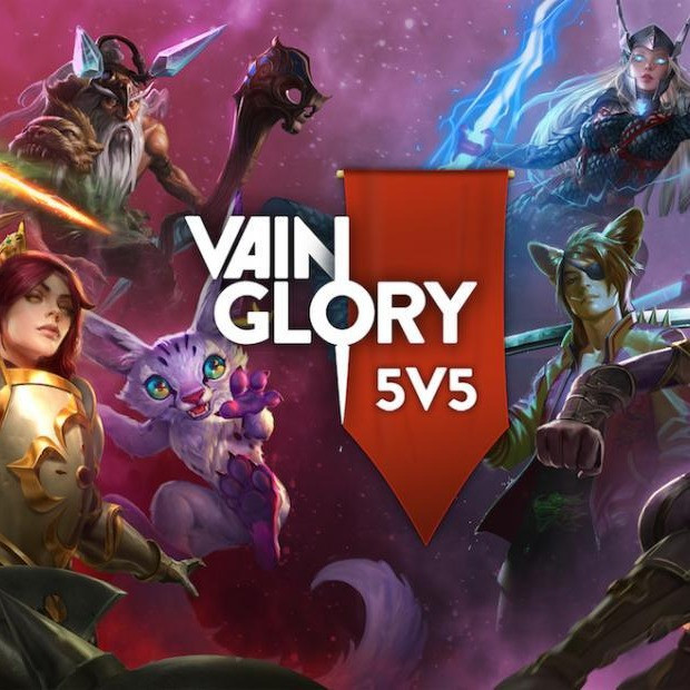 Vainglory F2P Competitive Mobile Game
