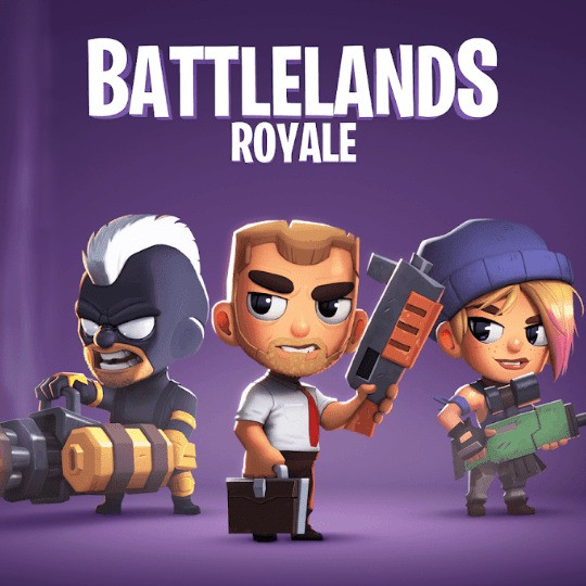 Battlelands Royale F2P Competitive Mobile Game
