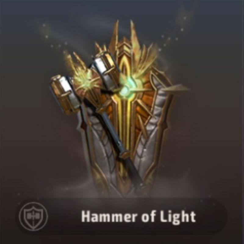A3 Still Alive Best Battle Royale Weapon Tier List - Hammer of Light