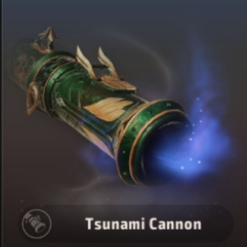 A3 Still Alive Best Battle Royale Weapon Tier List - Tsunami Cannon