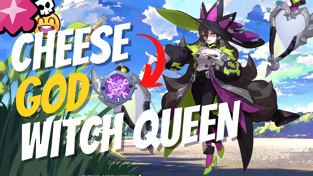 Witch Queen Debuff Master Smash Legends