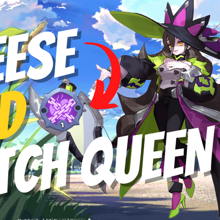 Smash Legends - Witch Queen Debuff Master Gameplay
