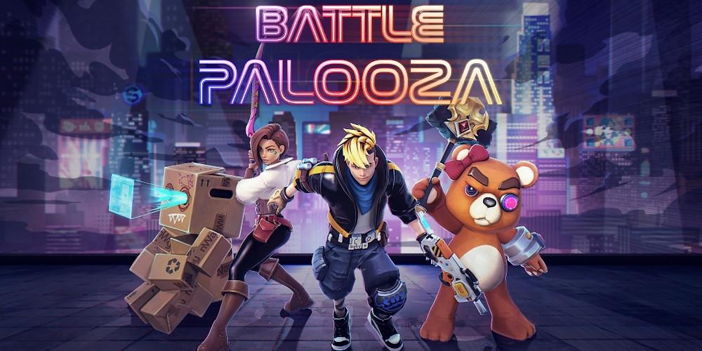 BattlePalooza Upcoming Battle Royale on iOS and Android