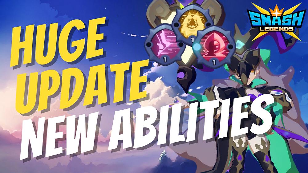 Smash Legends March 2021 V1.1 Update