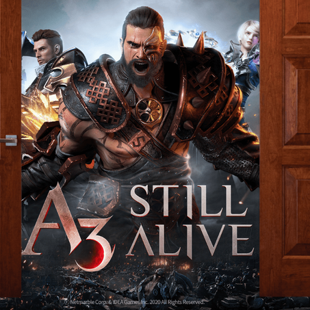 A3 Still Alive: Battle Royale Best Steel Fortress Guide - Smashing Doors Gameplay