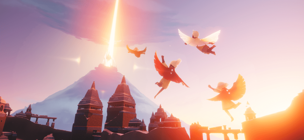 Sky Children of the Light Gameplay Review Multiplayer