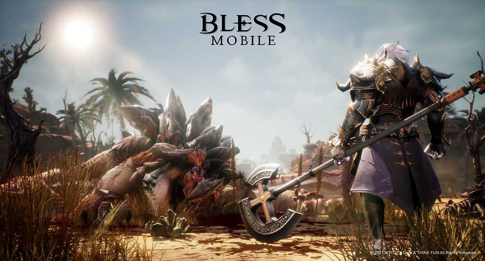 Bless Mobile MMORPG Global Release