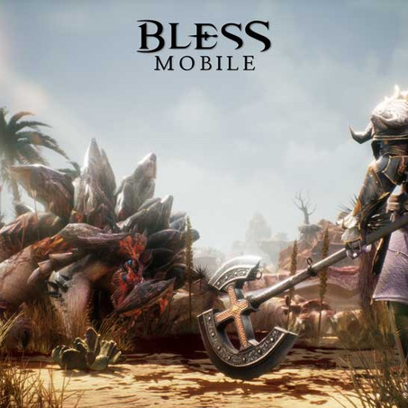 Blessed Mobile Global Launch