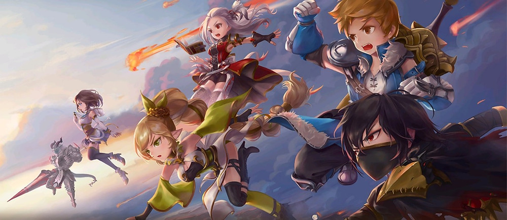 Stella Arcana - Eternal Star Global Release Gameplay Review CBT iOS and Android
