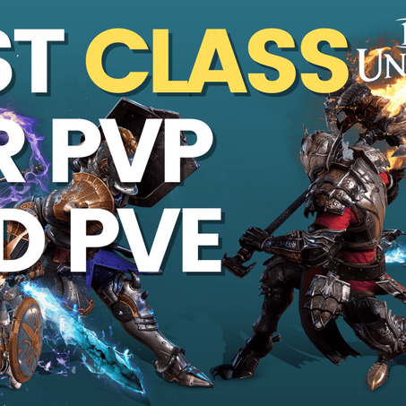 Bless Mobile Best Classes for PvP and PvE