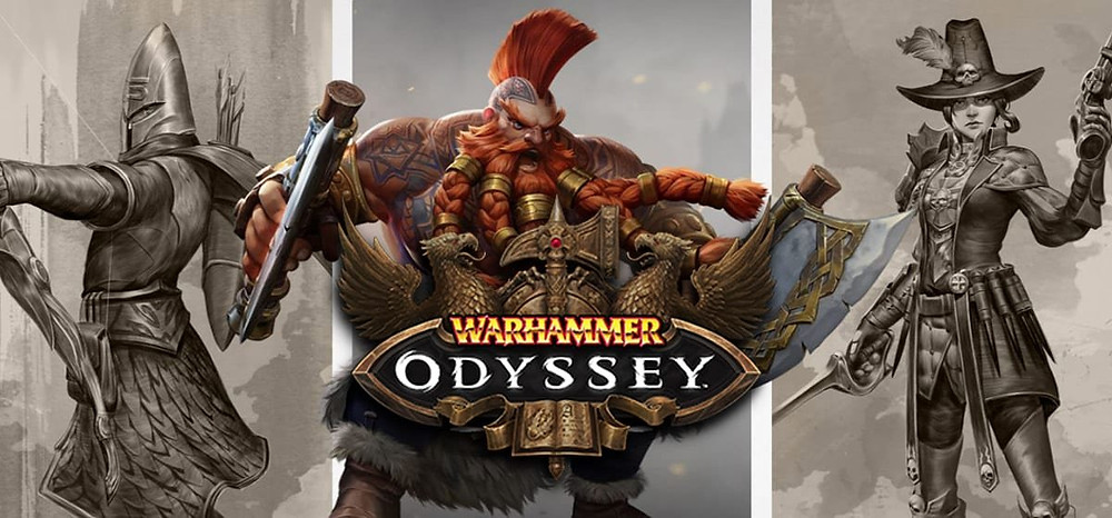 Warhammer Odyssey Soft Launch in January 2021