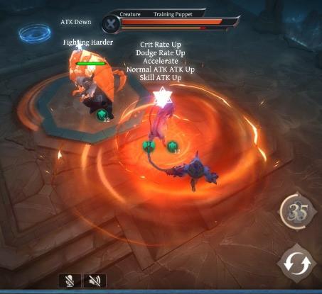 Pirossa: Flame Spear Leopard Build - The Nidalee of Raziel Dungeon Arena