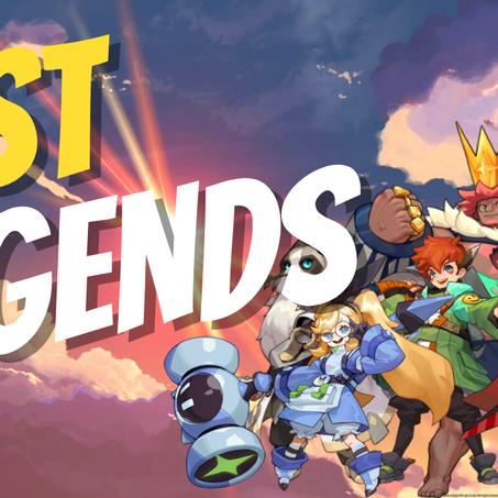 Best 4 Legends For Smash Legends