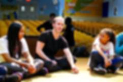 Dance Break workshop with Dance to Unite