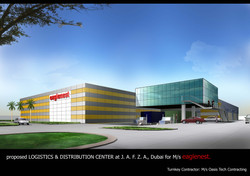 Logistics and Distribution Center