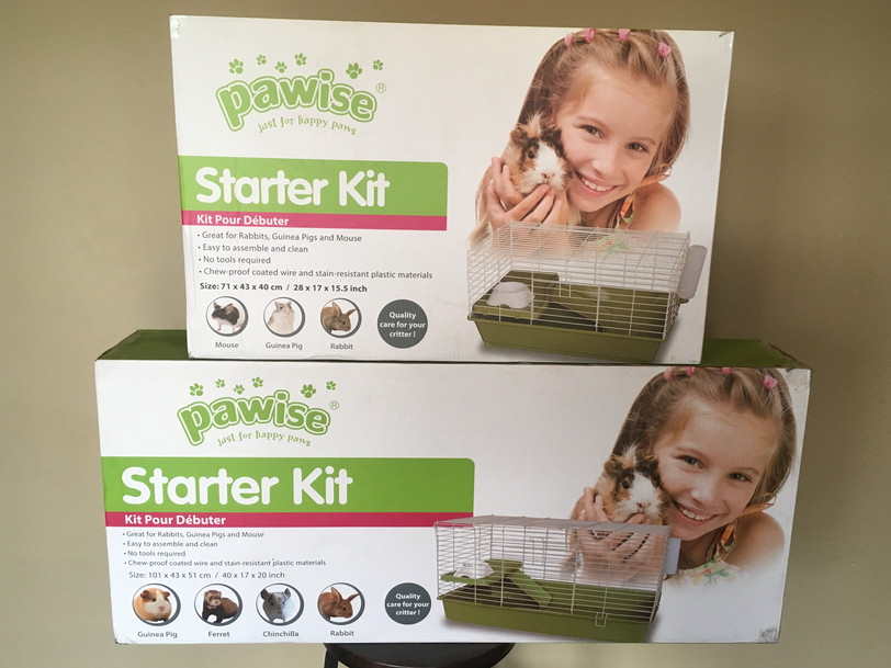 Regular & Large Starter Kit