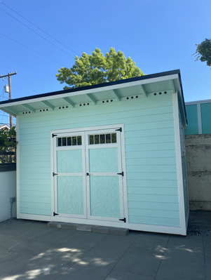 14X6 FORESTER  STYLE SHED