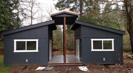 HH. Forester Mirrored Sheds