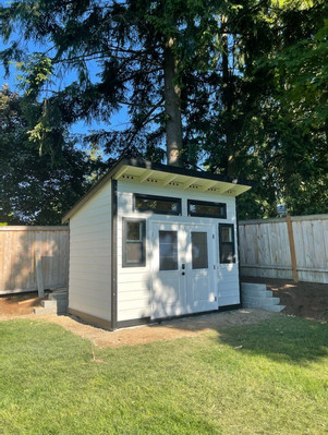 12X8 FORESTER STYLE SHED