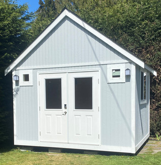 12W x 10D RANCHER STYLE  SHED