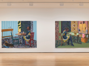 Finding Home: Dwelling in the Works of Akunyili Crosby's