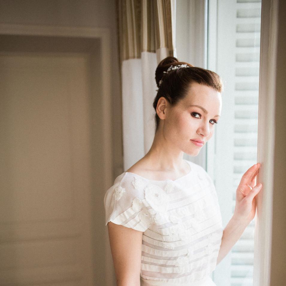 Kassaundra Stephens - Makeup Artist and Hair Stylist, Paris