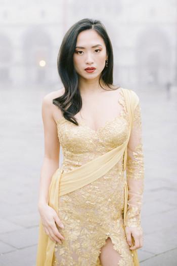 Asian Makeup artist And Hairstylist Kassaundra Stephens