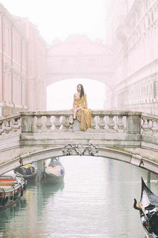 Kassaundra Stephens - Paris Asian Makeup