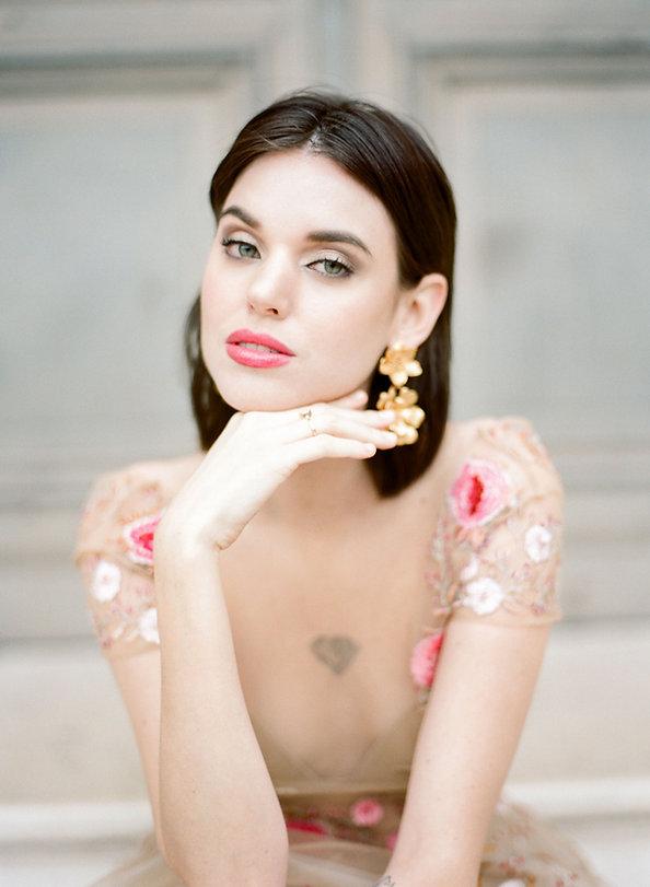Top Makeup Artist in Paris - Kassaundra