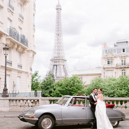 TOP 5 REASONS TO GET MARRIED IN FRANCE !
