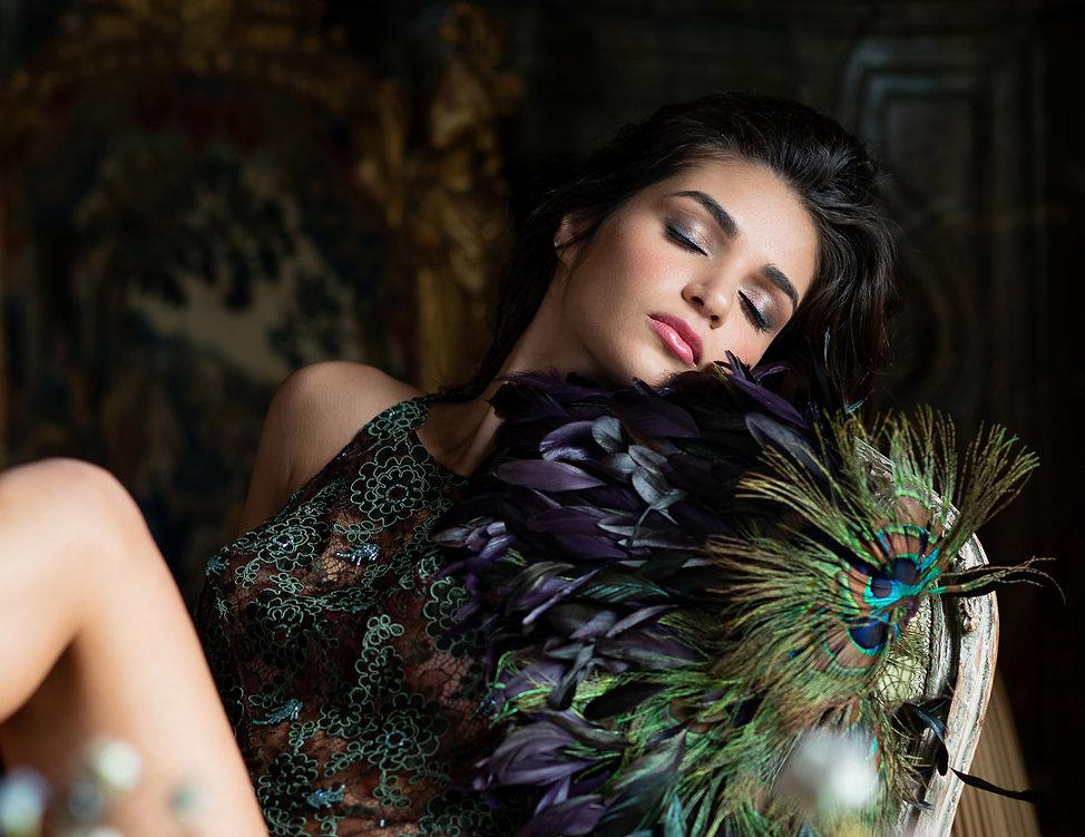 Makeup Artist in Paris - Kassaundra Step