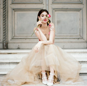 Kassaundra-Stephens-Makeup Artist and hair Stylist-Editorial-French Wedding Style
