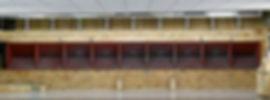 Trichtergeschossfang, Geschossfang, Kleinkalibergeschossfang, Großkalibergeschossfang, Geschossfang aus Stahl, Stahlgeschossfang, Geschossfänge, Hack, Stahlziele, Geschossfangwand, Einzelgeschossfang