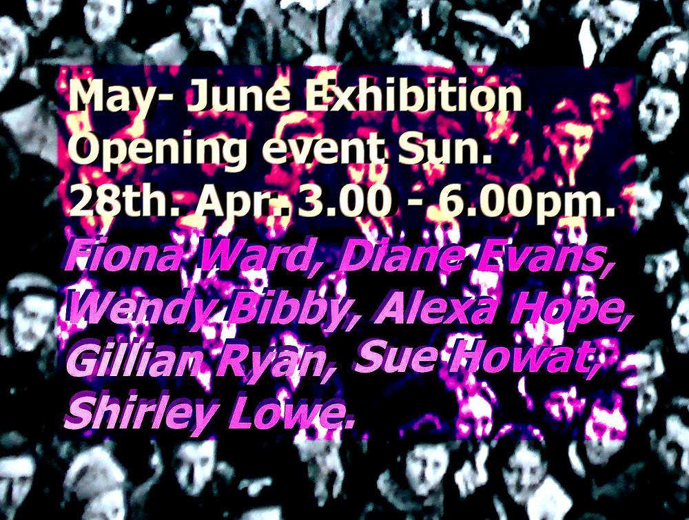 Exhibition runs until 23rd June.