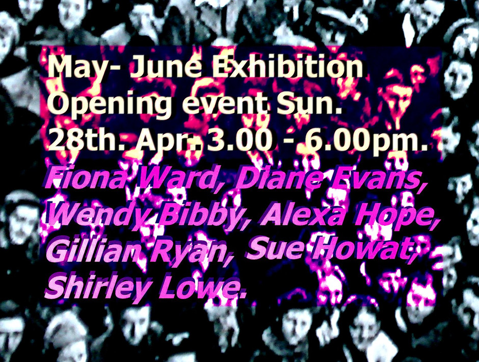 May/June Exhibition 2019